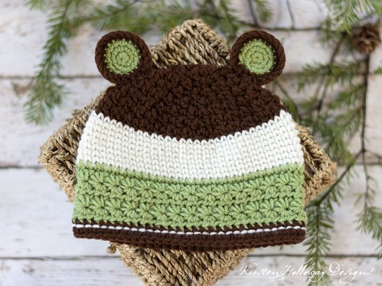 Free Crochet Baby Hat Patterns to make